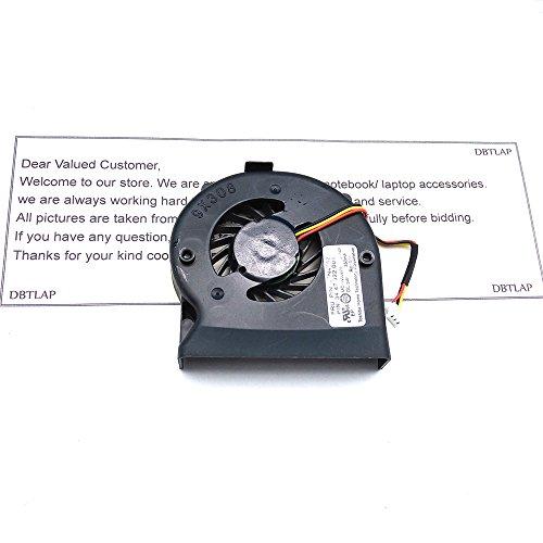 DBTLAP Ventilador de Enfriamiento de CPU para IBM Lenovo Thinkpad X200 X 200i X201 X 201i P/n:45n4782 34.47q22.001 44C9550 44C9549 60Y5422