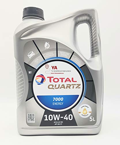 Total Quartz 7000 Energy 10W-40 5 Liter