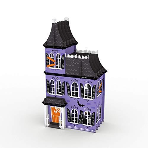Lovepop Haunted House Decoration Pop Up Card - 3D Pop Up, Paper Decor, Pop Up Decor, Halloween Decor, Halloween Cards, Pop Up Halloween Cards