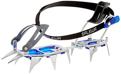 Salewa Alpinist Combi - Crampones de escalada, color Azul, talla Única