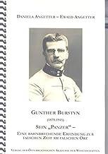 Gunther Burstyn (1879-1945): Sein 'panzer' - Eine Bahnbrechende Erfindung Zur Falschen Zeit Am Falschen Ort