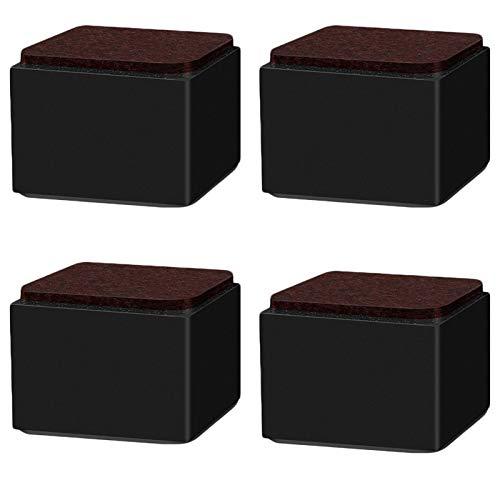 Möbelfüße Kohlenstoffstahl Tischbeine Stützfüße TV Schrank Beine Sofa Füße...