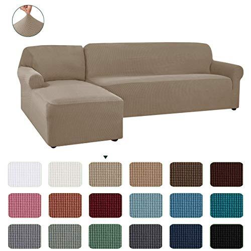 CHUN YI Sectional Sofa Slipcover review