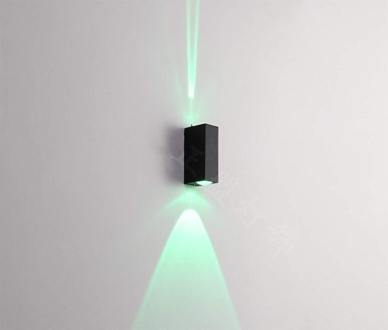 Reeseiy Amerikanische Schmiedeeisendorfbeleuchtung Kreative Lampe Licht Minimalistischen Wandlampe Des Kinderzimmers Wandlampe Vintage (Farbe   Colour-Größe)