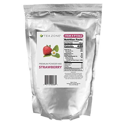 Tea Zone 2 lb Strawberry Powder