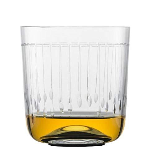 Zwiesel Glas 121610 Glamorous - Vaso de whisky (327 ml)