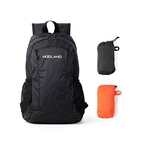Sharkborough NODLAND lichtgewicht rugzak, 20L opvouwbare Ultralight wandelen Daypack, waterdichte outdoor camping Packable rugzakken voor mannen vrouwen