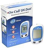 On Call GK Dual - Medidor de doble función para cetona en sangre y glucosa