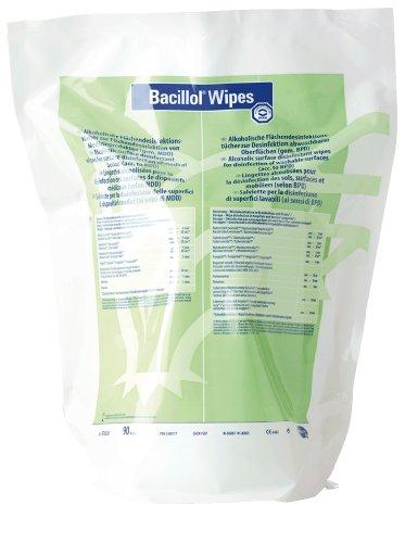 Bacillol® Wipes Alkoholische - Schnell Desinfektionstücher