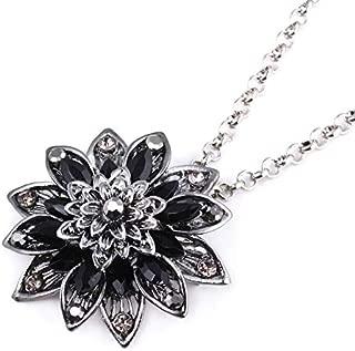 dahlia flower black