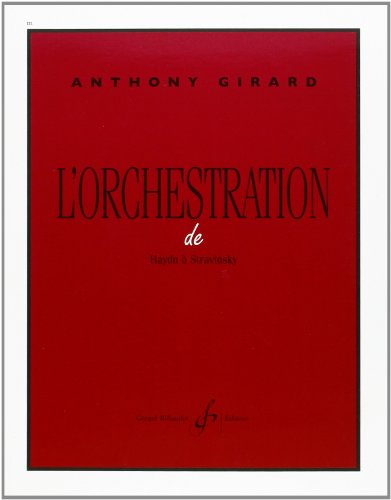 L'Orchestration