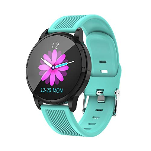 YZY 2019 Smart Watch, fitness armband tracker met hartslagmeter IP67 waterdichte activiteitstracker met stappenteller-horloge voor vrouwen en mannen