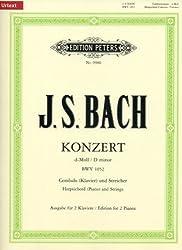 Konzert fr Cembalo und Streicher d-Moll BWV 1052