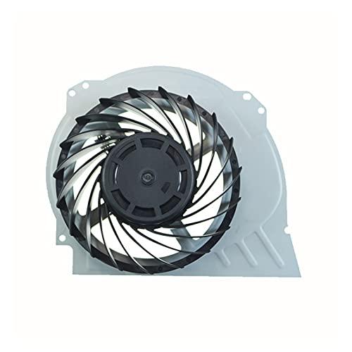 XUNLAN Durable Ventilador de enfriamiento Ventilador Interno de Acoplamiento de Acoplamiento de conexión única Ajuste para Sony Playstation 4 PS4 Pro G95C12MS1AJ-56J14 Wearable