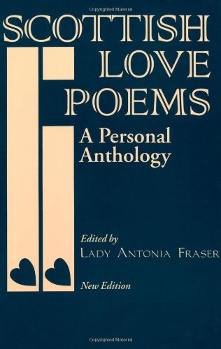 Download Scottish Love Poems: A Personal Anthology 078180406X