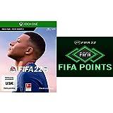 FIFA 22 - Standard Plus Edition (exklusiv bei Amazon.de) [Xbox One] + FIFA 22 Ultimate Team 2200...