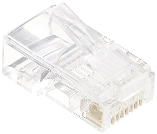 オーム電機 オーム (OHM) LAN用モジュラープラグ 10個_L-2887 05-2887