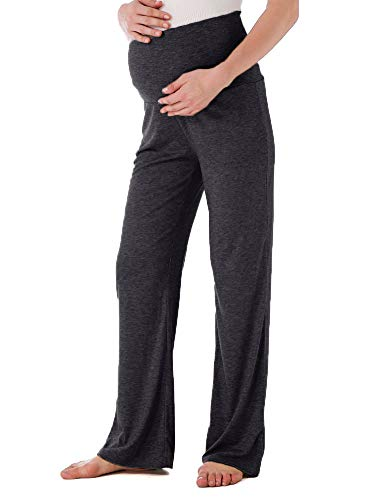 Ecavus Women's Maternity Wide/St...