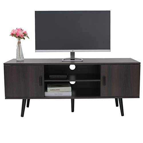 Our #5 Pick is the IWELL Mid-Century Modern Entertainment Center