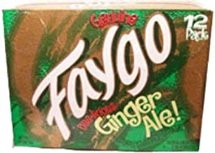 product image for Faygo ginger ale soda, 12-pack 12-fl. oz. cans
