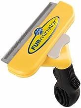 FURminator deShedding Tool for Dogs, Large, Long Hair - 101008