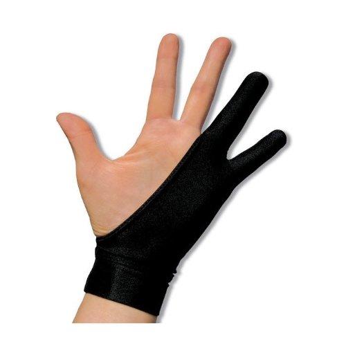 smudgeguard Tablet Glove 2, L - accessoires van laptops (L, zwart, nylon)