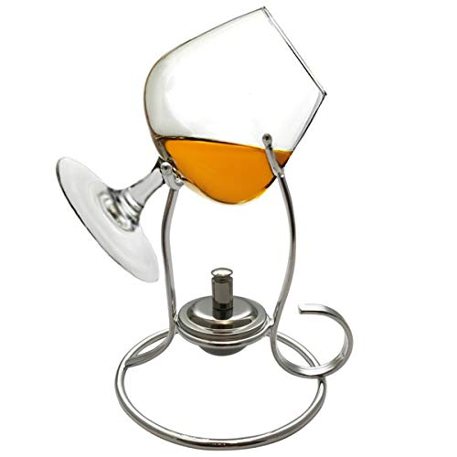 Bredemeijer - Calentador de cristal para coñac Brandy (13 x 11 cm),...