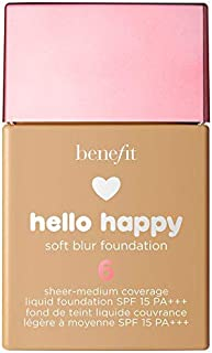 BENEFIT Hello Happy Soft Blur Foundation(30ml) 6