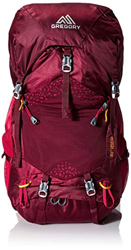Gregory Mountain Products Amber 34 Liter Women's Backpack, Chili Pepper Red, One Size