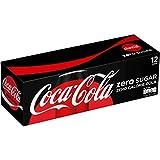 Coca-Cola, Zero Soda, 12 oz...