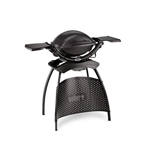 Weber Elektrogrill Q 1400 Stand dark grey Nr. 52020879