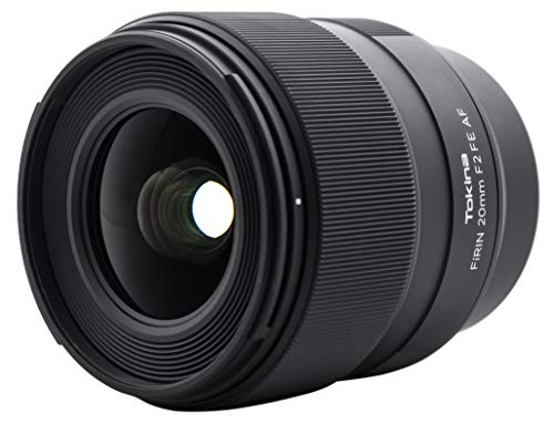 Tokina Firin 20mm F 2.0 AF Sony E Mount