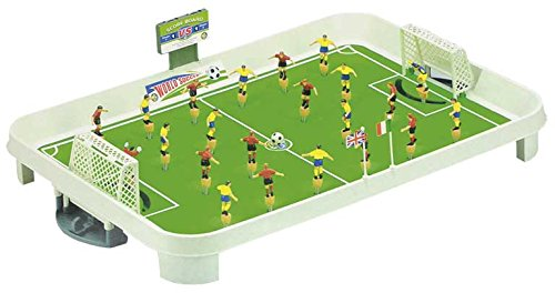 Tachan - Set futbol hot sobremesa, 108 x 38 x 57 cm (CPA Toy Group 68008T) , color/modelo surtido