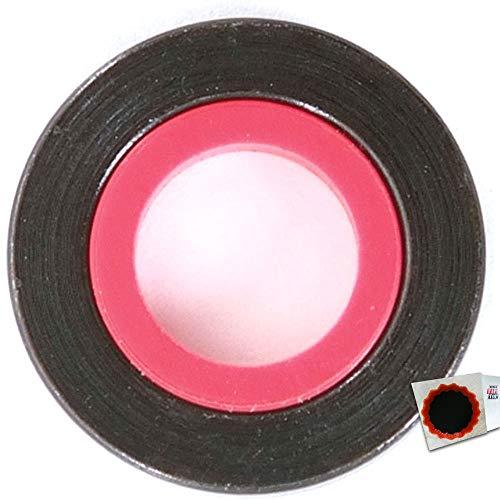 SRAM Fixierbuchse Ersatz f. i-Motion 3 m. i-Brake schwarz/rot +Flicken