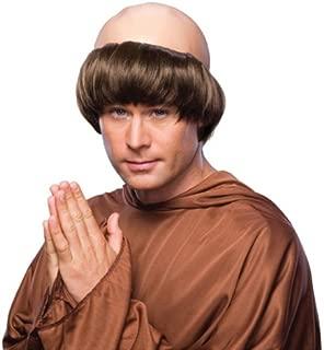 monk bald head