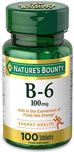 Nature's Bounty 100mg, 100 Tablets