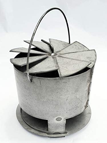 Hunsaker Smokers Vortex Charcoal Basket product image