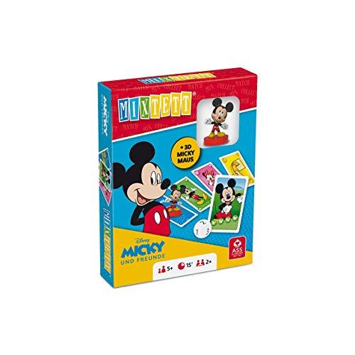 ASS 22522241 - Juego de Cartas de Mickey y Amigos de Disney