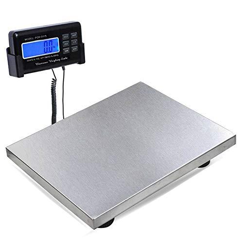 Heavy Duty Digital 300kg Capacity Platform Scale Warehouse Postal Parcel...