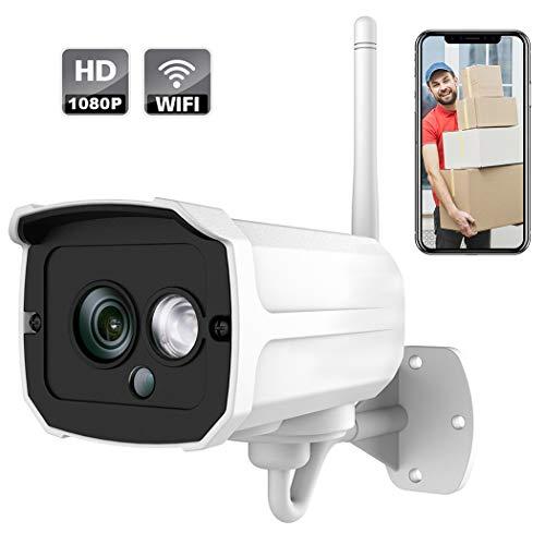 FTSUI IP-camera, 1080p draadloze wifi, 2,0 MP, H.264, CCTV-bewakingscamera, vrijgave van licenties, beeldscherminstelling, ondersteuning van 64 GB SD-kaarten, 1080p, VS