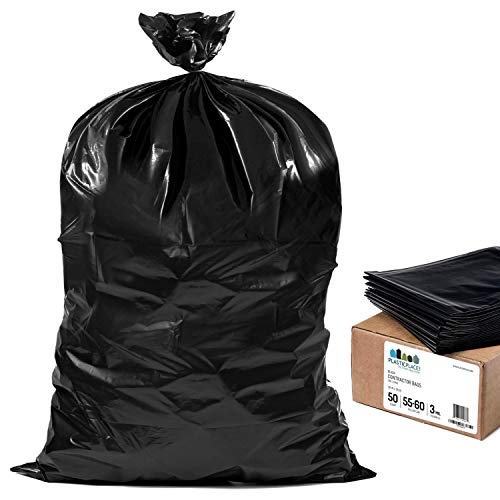 Best contractor trash bags 55 gallon 3 mil for 2020