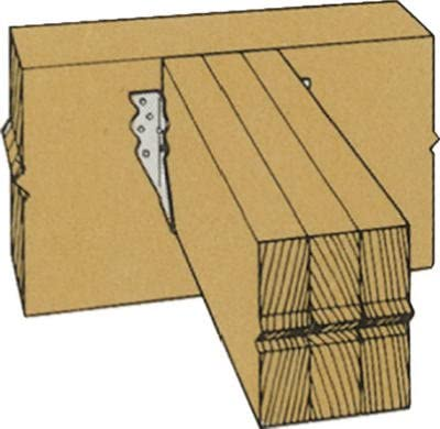 U26-2 2 x 6 Hanger Double Joist Special price for a limited time Limited time cheap sale