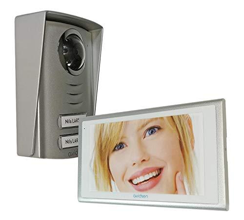 Avidsen Nordström 112297 Video intercomsysteem met monitor 2 gezinnen