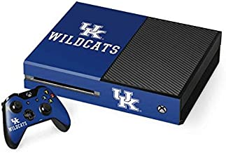 Skinit Decal Gaming Skin for Xbox One Console and Controller Bundle - Officially Licensed College UK Kentucky Wildcats Design