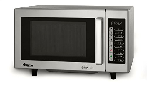 ACP RMS10TS Amana Medium Volume Microwave Oven, 1000W
