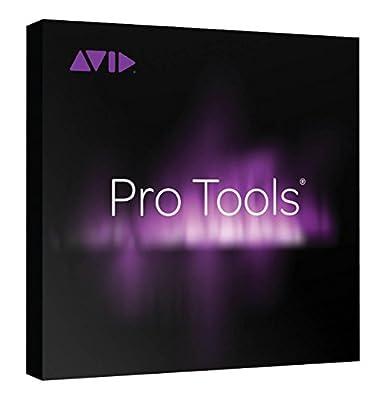 Avid 99357131400 Channel Multitrack Recording Software by Hal Leonard Music (Avid)