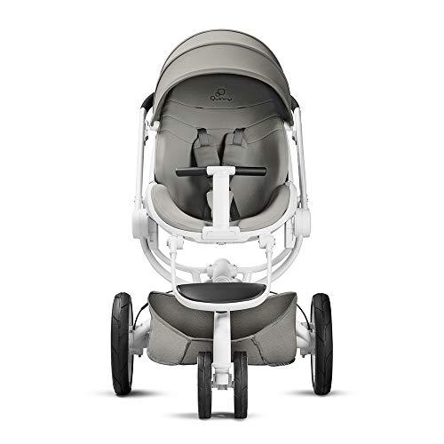 Quinny 76609140 Moodd Grey gravel Kinderwagen, grau