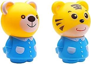 Personalized Animal Lamp Handmade nightlight Tiger LED Night Light Kids