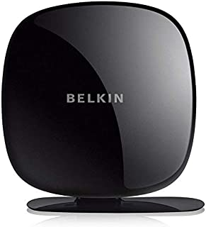 Belkin Dualband Router Wireless NN2 N 750 (Black)
