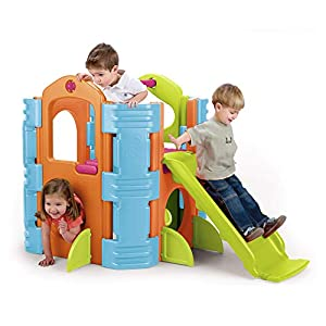 ECR4Kids Activity Jungle Gym Climber for Kids and Toddlers